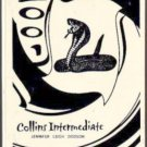 2001 Collins Intermediate School Cobra Yearbook The Woodlands Texas