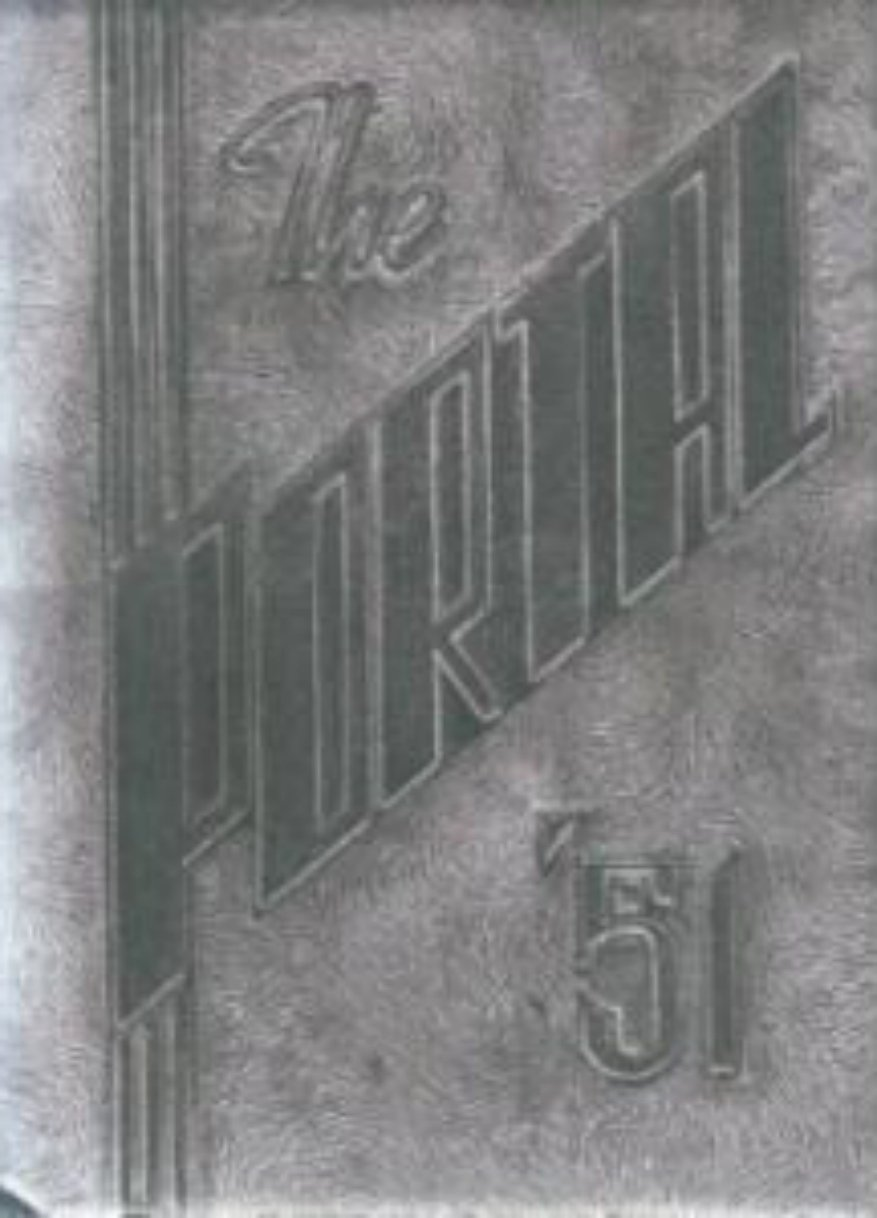 1951 Pacific Bible Institute Yearbook Mennonite Fresno