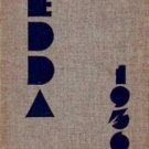 1936 Edda Literary Publication of Long Beach Jr Junior College California Skald