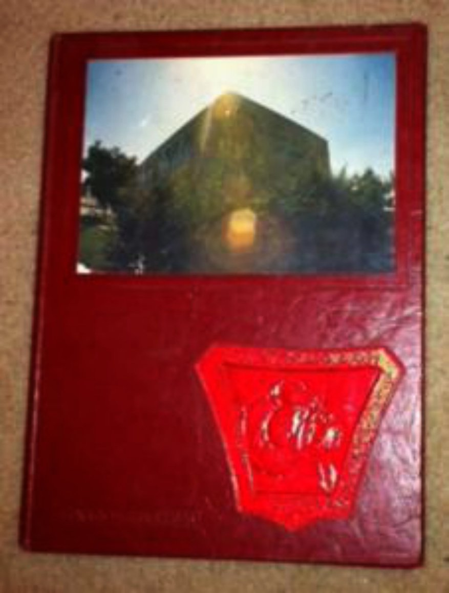 1981 San Jose High School Yearbook