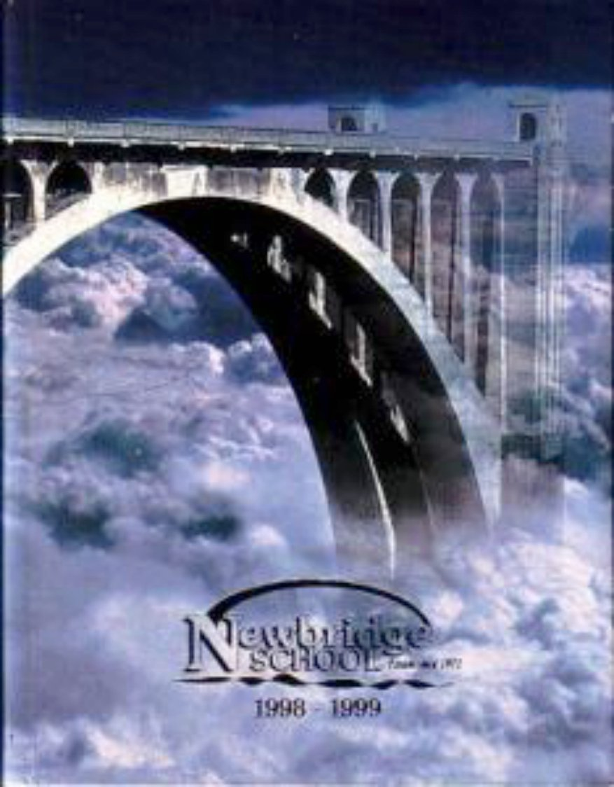 1999 Newbridge School Yearbook Southern California