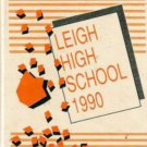 1990 LEIGH HIGH SCHOOL YEARBOOK SAN JOSE CALIFORNIA