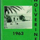 1963 Tolleson Union High School Yearbook ~ Tolleson AZ