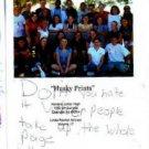 2002 H E Hendrix Jr Junior High School Husky Prints Yearbook Chandler Arizona
