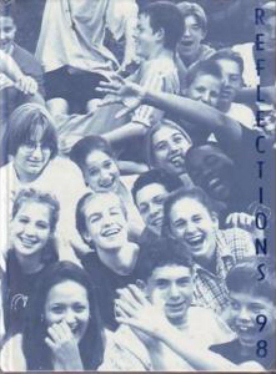 1998 Grace Community Christian School Yearbook Tempe AZ