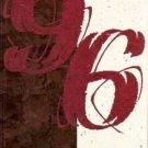 1996 Mountain Vista Oracle Ridge Middle School Cougars Yearbook Arizona