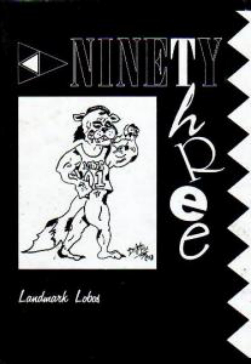 1993 Glendale Landmark Middle School Yearbook  Arizona