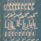 1966 Warner Intermediate School Ocelot Yearbook Westminister California