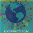 2010 Mayfield Jr Junior School Footprints Yearbook Pasadena California K~8
