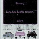 2003 Horace Mann School Huskies Yearbook Beverly Hills California