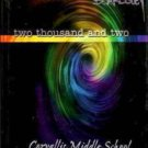 2002 Corvallis Middle School Yearbook Norwalk California