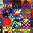 2001 Jurupa Middle School Panthers Yearbook Jurupa Valley California