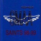 1999 St Saint Marys And All Angels Yearbook Aliso Viejo California 7 Pursuit PK ~ 8