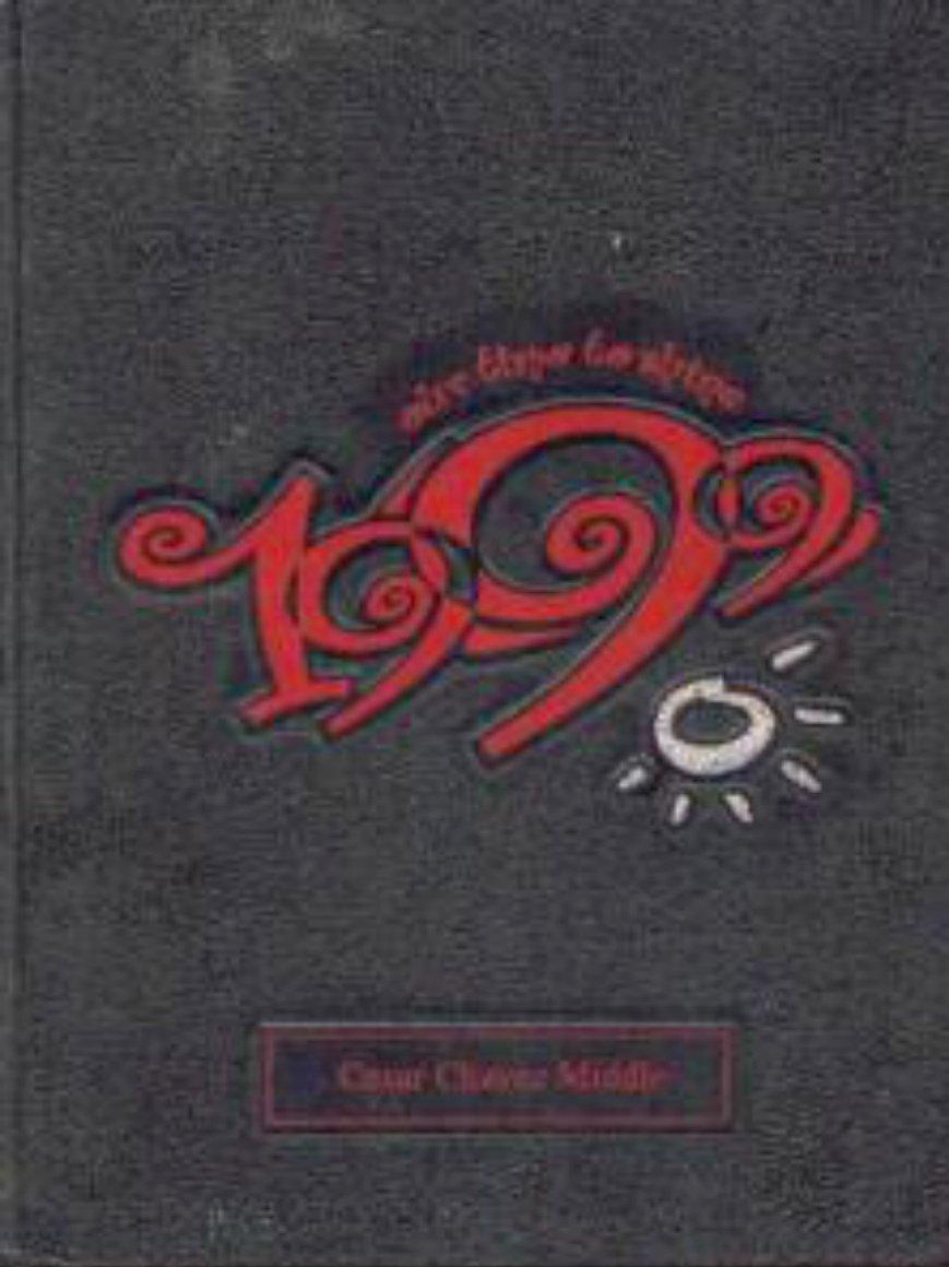 1999 Cesar Chavez Middle School Yearbook Union City