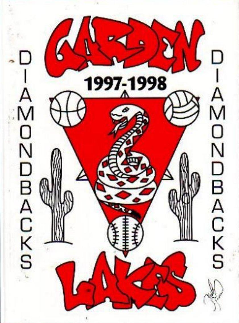 1998 Garden Valley Christian School Yearbook Gardena CA
