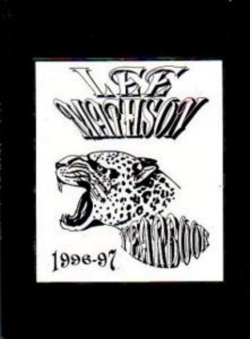 1997 Mathson Middle School Yearbook San Jose California