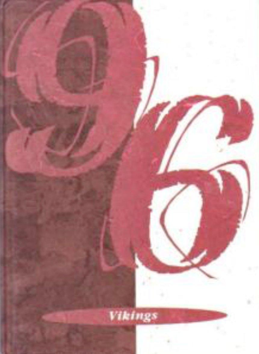 1996 Garden Valley Christian School Vikings Yearbook CA