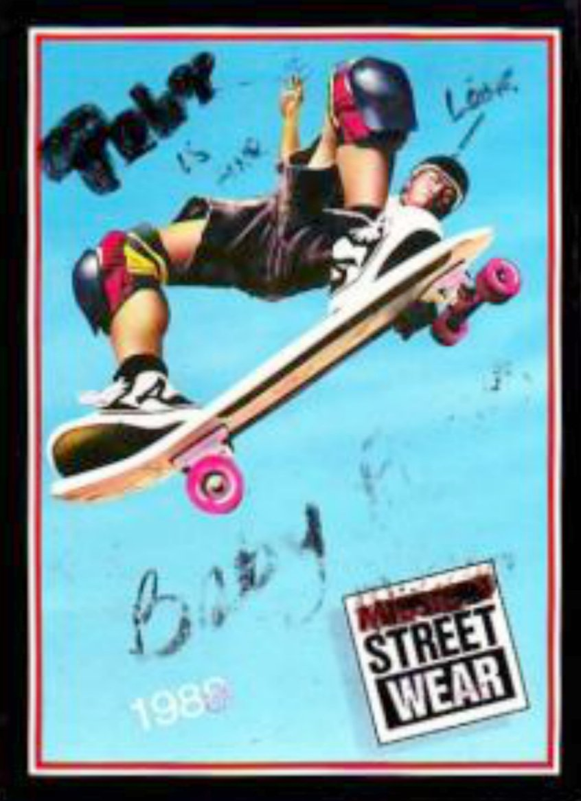 1988 Mission Junior High School Yearbook ~ Riverside CA