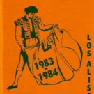 1984 Los Alisos Intermediate School Yearbook Calif