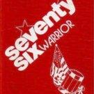 1976 Willowwood Junior High Middle School Warrior Yearbook Baldwin Park California