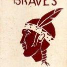 1971 Sequoia Junior High School Yearbook ~ FONTANA CA