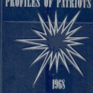 1968 La Palma Junior High School Profiles Of Patriots Yearbook Buena Park California
