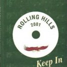 2001 Rolling Hills Middle School Yearbook Los Gatos California