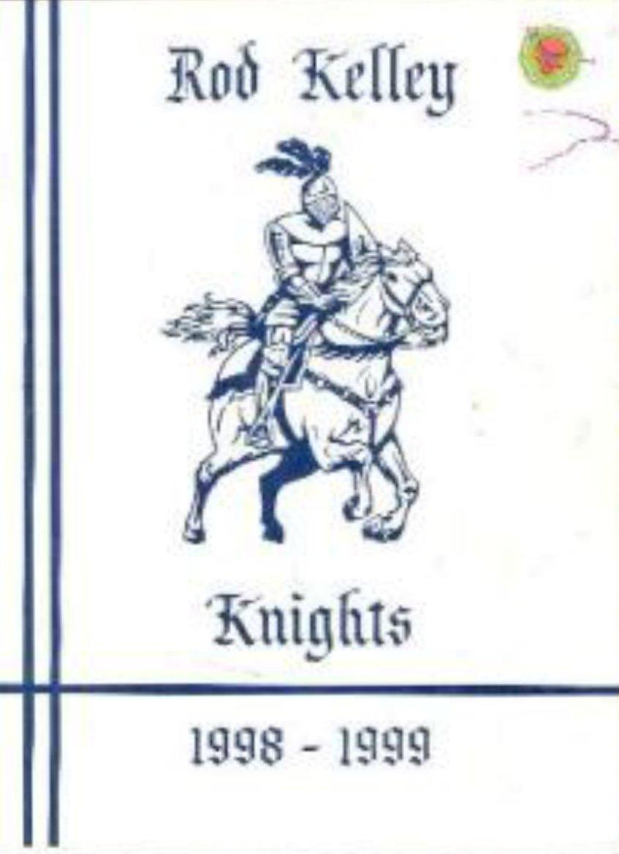 1999 Rod Kelley Elementary School Yearbook Gilroy Calif