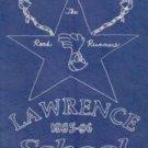 1996 Lawrence Elementary School Road Runners Yearbook Garden Grove California