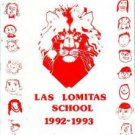 1993 Las Lomitas Elementary School Lions Yearbook Atherton California K 3