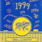 1999 Terrell Elementary School Yearbook San Jose Calif