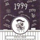 1999 McParland Elementary School Yearbook Manteca Calif