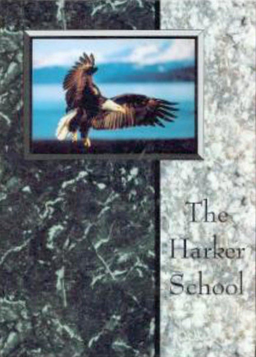 2000 The Harker School Yearbook San Jose California