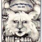 1999 Frontier Elementary School Yearbook Peoria Arizona
