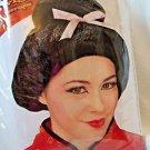 Wig Geisha Wig Japanese  Glamour Black Comfortable Forum
