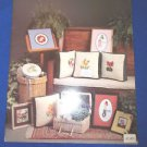 Craft Counted Cross Stitch Dede's April Showers Patterns for All Seasons