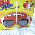 Football Sun Glasses Game Shades Sturdy Sunglasses Game Fun