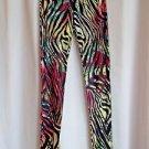 Leggings Women Stretchy Print Leggings Fashion Zebra Print USA