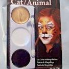 Makeup Gold Black and White Animal  Makeup Palette  Mehron Quality USA Made