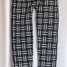Leggings Women Stretchy Print Leggings Black Patterned One Size