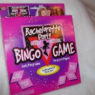 Wedding Shower Bachelorette Party Bingo Game from Forum Novelties Funny