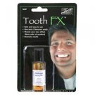 Tooth Gold Teeth Effect Mehron Paint Brush On Gold Theatrical 764294504100
