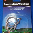 Survivalist Wire Saw Stainless Steel  Gardening Camping