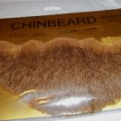 "Chin Beard Human Hair Light Brown  6 ""Lace Net Back  Professional Theater 2023"