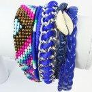Bracelet Blue Bangle