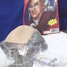 Benjamin Franklin Disguise Kit Heroes in History Ships Free