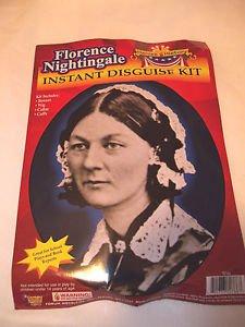 Florence Nightingale Heroes in History  Instant Disguise Kit School Plays
