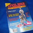 Magazine Civil War Times 25th Anniversary Issue Summer 1967 History  English
