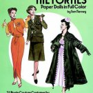 Costumes Paper Dolls Fashion Designs of the Forties Paper Dolls in Full Color