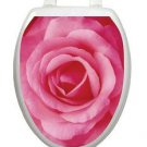 Toilet Tattoos  Toilet Seat Decor  Rose,  Removable Reusable